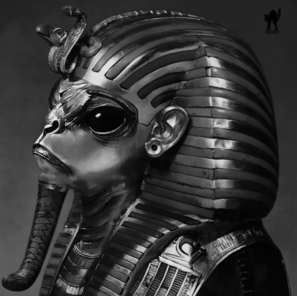 black pharaoh