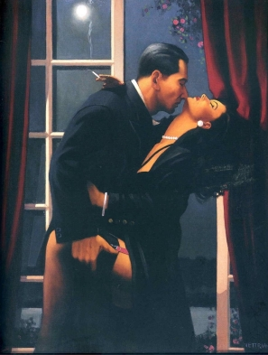 Jack Vettriano, 1951 - Love Story - Tutt'Art@ (1)