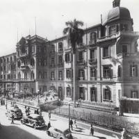 The Shepheard's Hotel, Cairo