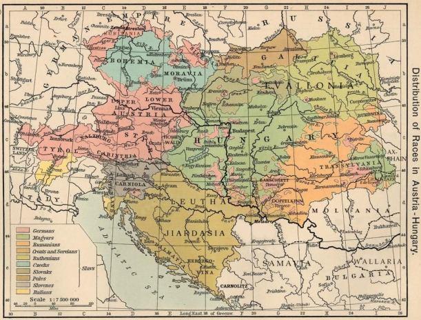 mapa-ruritania-en-austria-hungria-1911