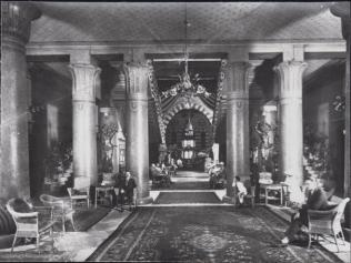 shepheard's lounge