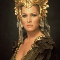 Tonight's movie: Ursula Andress in She (review to follow)