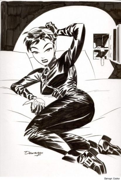 cooke catwoman