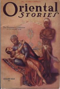 Oriental Stories Magazine Cover 9-Summer 1932 (2)