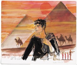 1989_El-Giza_acquarello