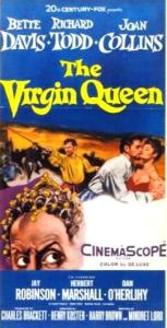 1'The Virgin Queen_ by Henry Koster (1955)