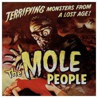 Lizardmen vs the Mole People