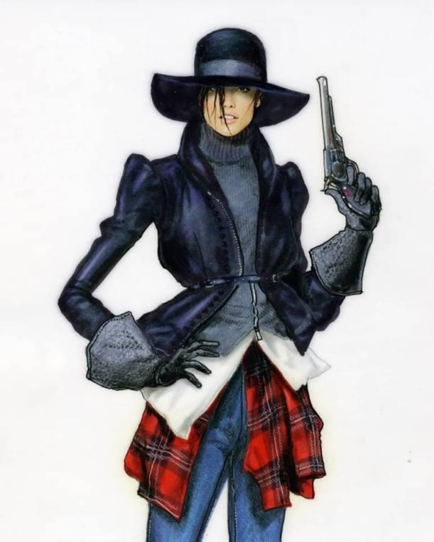 montanini gun girl 2