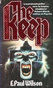 The Keep, (1983, F. Paul Wilson, publ. NEL, 0-450-05455-1, £1.95, 379pp, pb)
