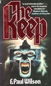 The Keep, (1983, F. Paul Wilson, publ. NEL, 0-450-05455-1, £1.95, 379pp, pb)