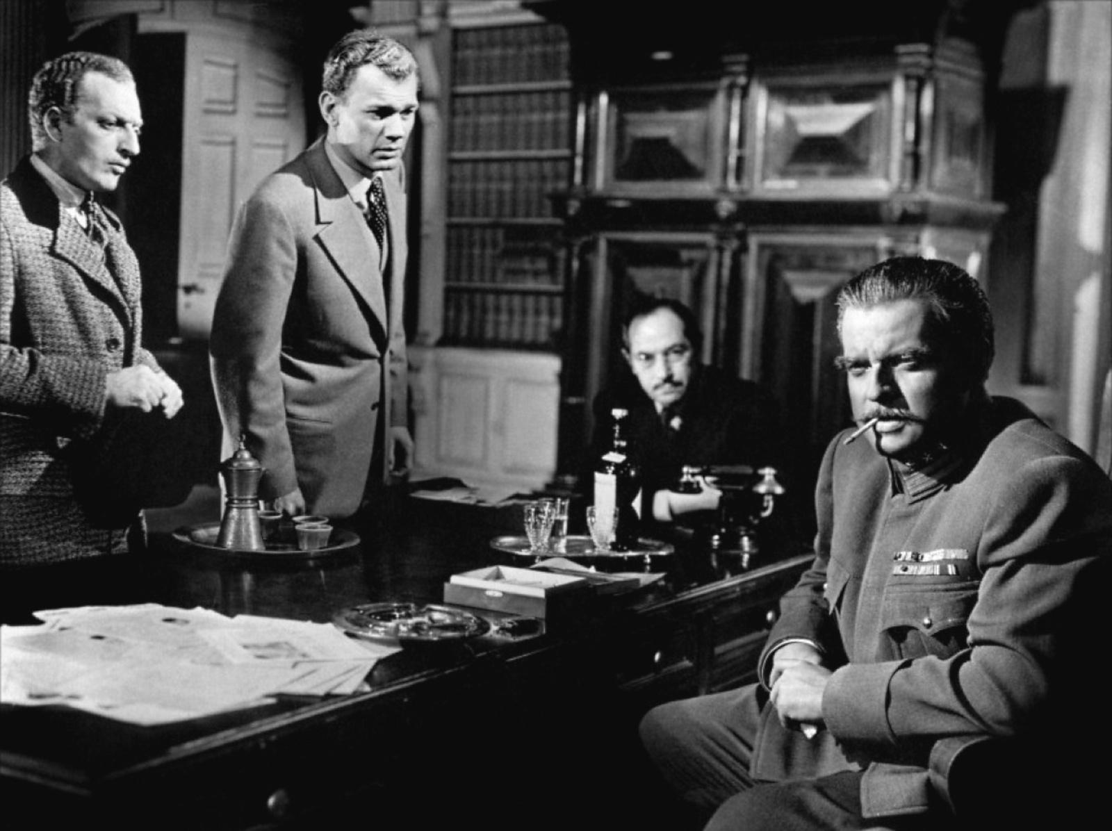 The Joseph Cotten Blogathon: Journey Into Fear (1943) | Karavansara