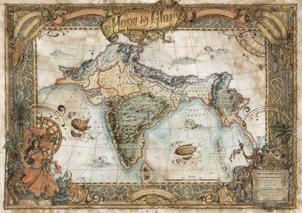 H&G map bearald