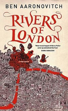 Rivers of London, for three reasons