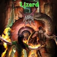 The Lizard in paperback