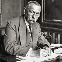 Conan Doyle's Birthday