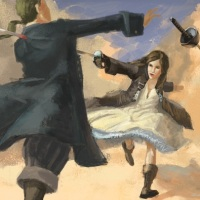 The French Swordmistress: Julie d'Aubigny