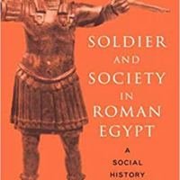 Roman soldiers in Egypt