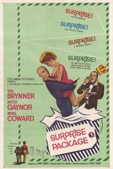 Something light: Surprise Package, 1960