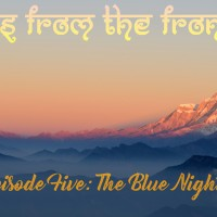 The Blue Nightingale, a new Tale from the Frontier