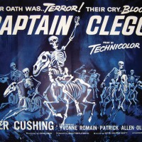 Friday night with Captain Clegg