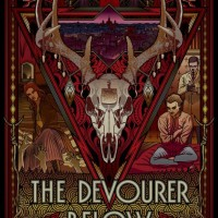 Cover reveal: The Devourer Below