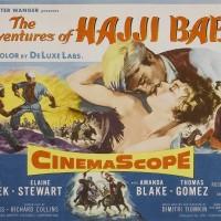 Tits & Sand: The Adventures of Hajji Baba (1954)